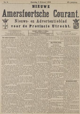 Nieuwe Amersfoortsche Courant 1919-02-08