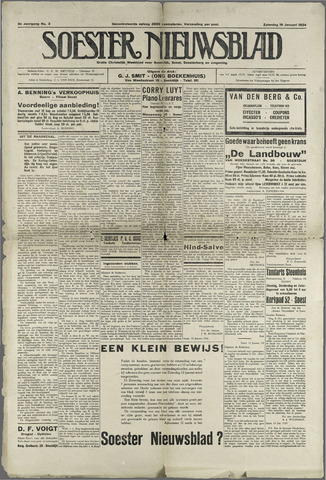 Soester Courant 1924-01-19
