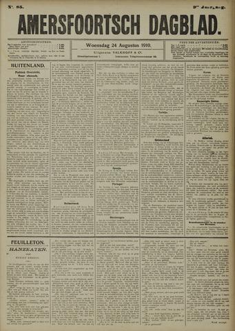 Amersfoortsch Dagblad 1910-08-24