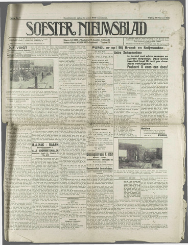 Soester Courant 1926-02-26