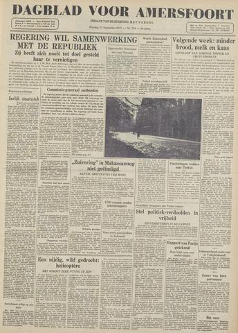 Dagblad voor Amersfoort 1947-09-23