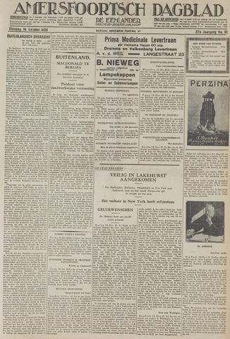 Amersfoortsch Dagblad / De Eemlander 1928-10-16