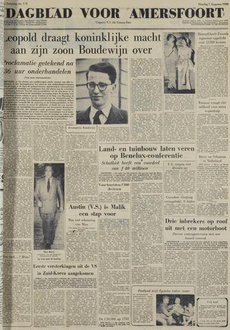 Dagblad voor Amersfoort 1950-08-01