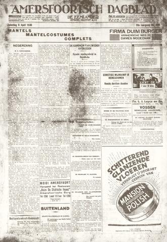 Amersfoortsch Dagblad / De Eemlander 1930-04-05
