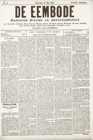 De Eembode 1893-05-27