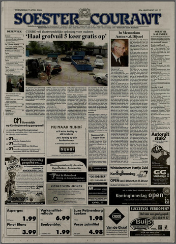 Soester Courant 2005-04-27