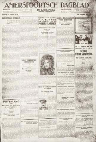 Amersfoortsch Dagblad / De Eemlander 1930-01-28