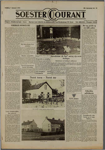 Soester Courant 1972-01-07