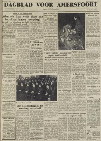 Dagblad voor Amersfoort 1949-03-09