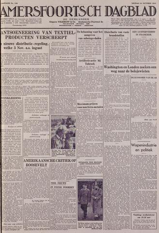 Amersfoortsch Dagblad / De Eemlander 1941-10-31