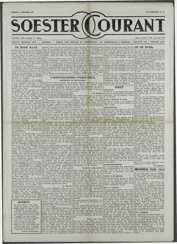 Soester Courant 1957-10-11