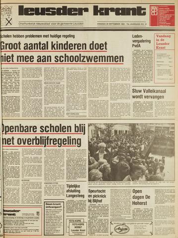 Leusder Krant 1983-09-20