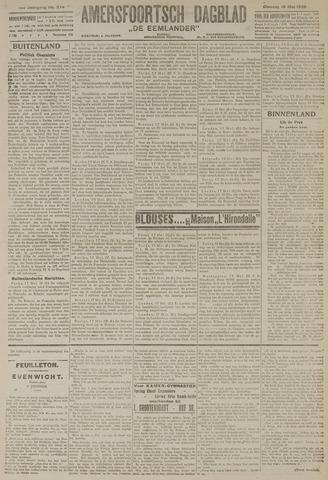 Amersfoortsch Dagblad / De Eemlander 1920-05-18