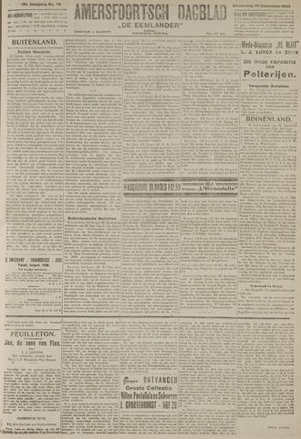 Amersfoortsch Dagblad / De Eemlander 1920-09-30