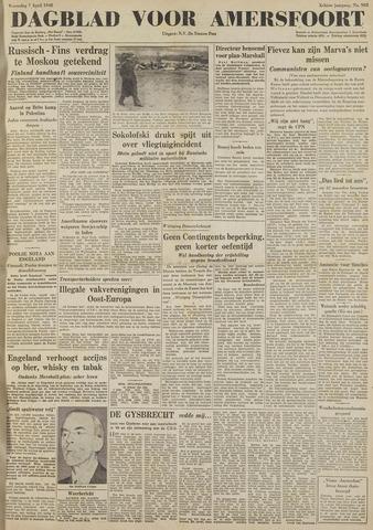 Dagblad voor Amersfoort 1948-04-07