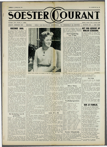 Soester Courant 1962-02-16