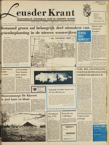 Leusder Krant 1972-05-18