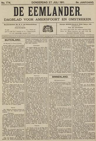 De Eemlander 1911-07-27