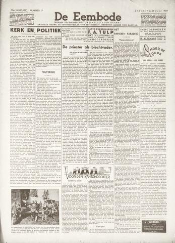 De Eembode 1938-07-23