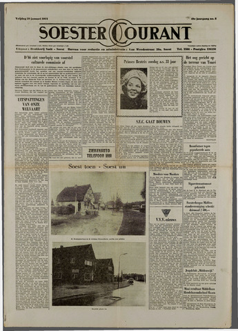 Soester Courant 1971-01-29