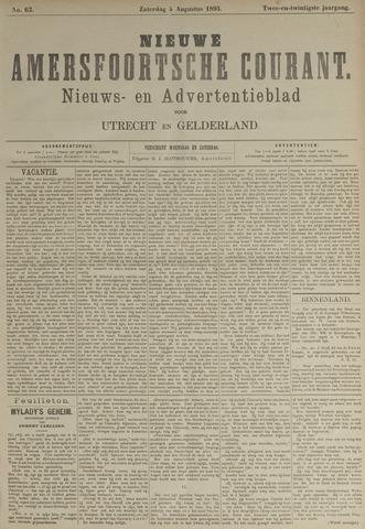Nieuwe Amersfoortsche Courant 1893-08-05
