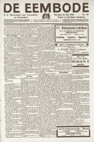 De Eembode 1925-05-26