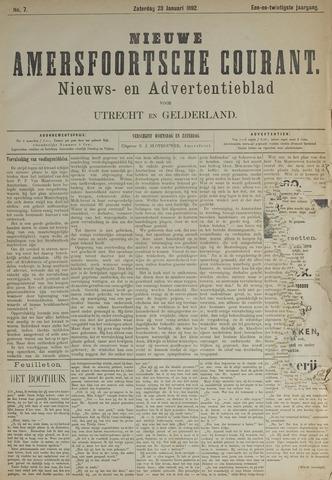 Nieuwe Amersfoortsche Courant 1892-01-23