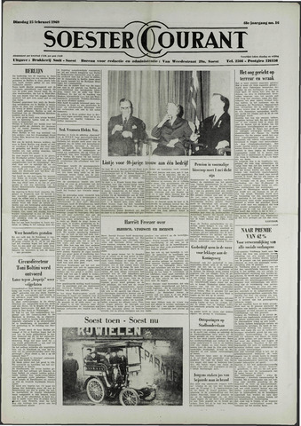 Soester Courant 1969-02-25