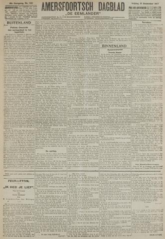 Amersfoortsch Dagblad / De Eemlander 1917-12-21