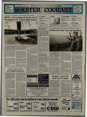 Soester Courant 1992-04-08