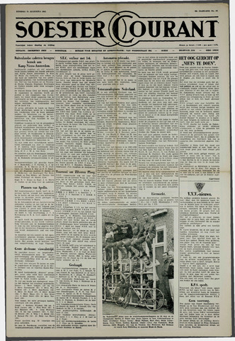 Soester Courant 1964-08-25