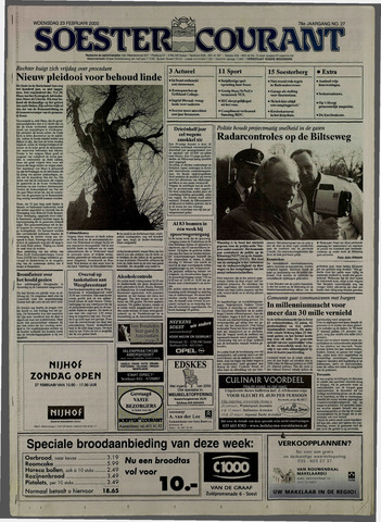 Soester Courant 2000-02-23