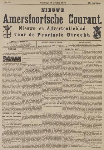 Nieuwe Amersfoortsche Courant 1912-10-19
