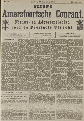 Nieuwe Amersfoortsche Courant 1916-09-30