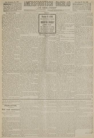 Amersfoortsch Dagblad / De Eemlander 1918-05-27