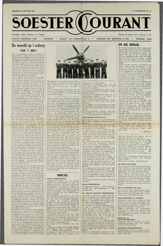 Soester Courant 1951-01-30