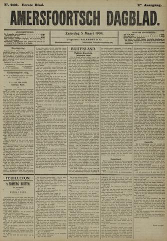 Amersfoortsch Dagblad 1904-03-05
