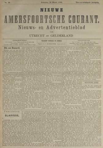 Nieuwe Amersfoortsche Courant 1895-03-30