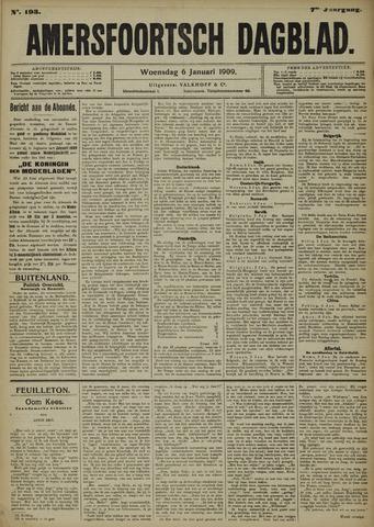 Amersfoortsch Dagblad 1909-01-06