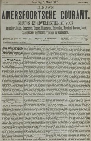 Nieuwe Amersfoortsche Courant 1881-03-05