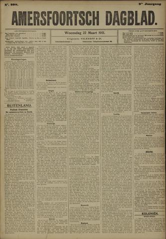 Amersfoortsch Dagblad 1911-03-22