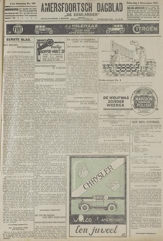 Amersfoortsch Dagblad / De Eemlander 1927-11-05