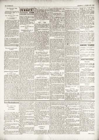 De Eembode 1938-02-15