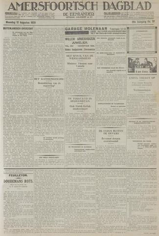 Amersfoortsch Dagblad / De Eemlander 1929-08-12