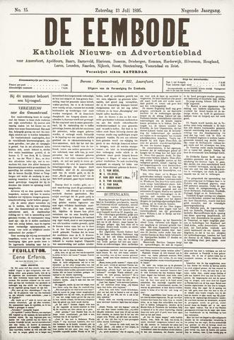 De Eembode 1895-07-13