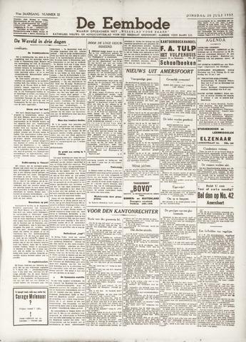 De Eembode 1937-07-20
