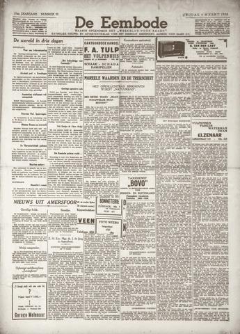 De Eembode 1938-03-04