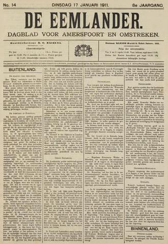 De Eemlander 1911-01-17
