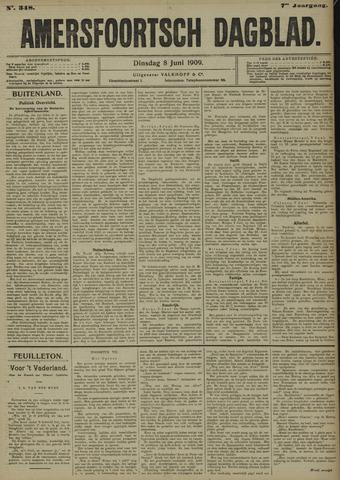 Amersfoortsch Dagblad 1909-06-08