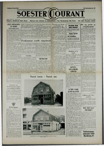 Soester Courant 1967-07-21